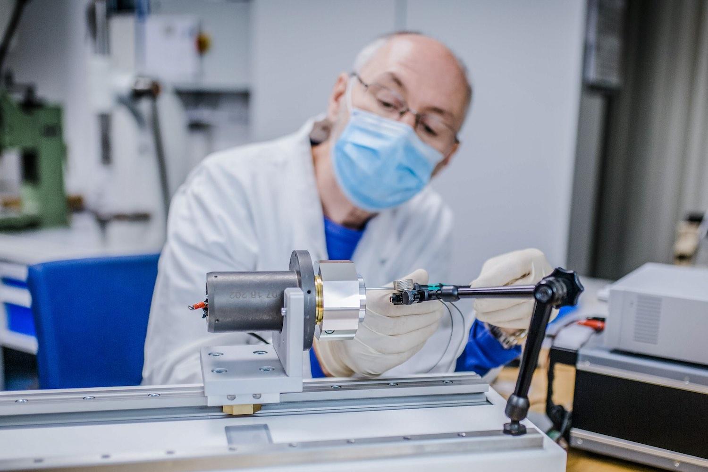 Kugler Salem Ultrapräzision und Mikrobearbeitung Messung