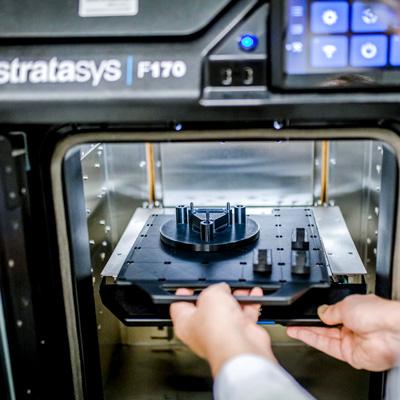 Kugler Salem Ultrapräzision und Mikrobearbeitung 3D Druck